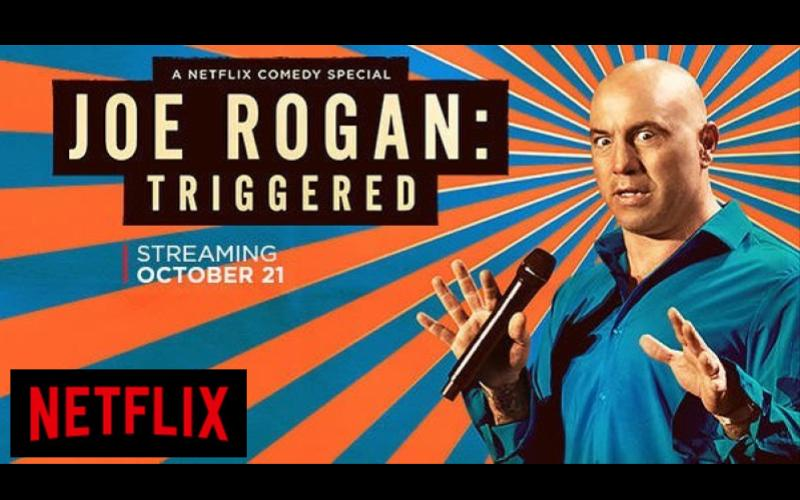 REVIEW: Joe Rogan – Triggered